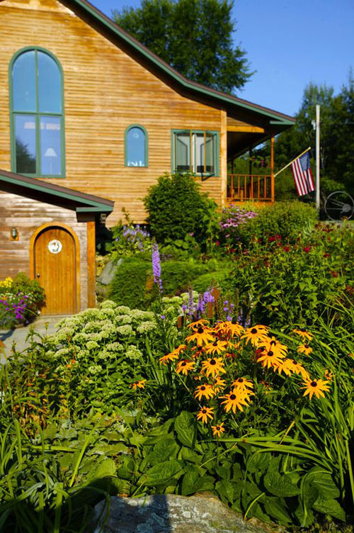 Our Guest House | Vermont Horse Farm & Vacation Rental in Fayston, Vermont