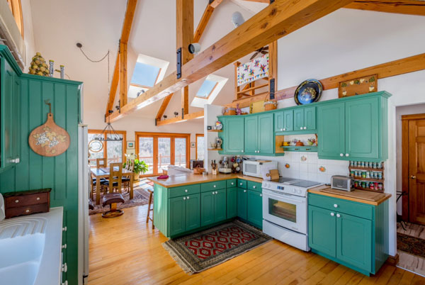 Our Guest House   Vermont Horse Farm & Vacation Rental in Fayston, Vermont
