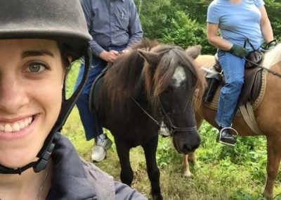 On the Trail | Vermont Icelandic Horse Farm & Lodging in Waitsfield